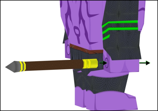attaching the weapon of faceless void part 1