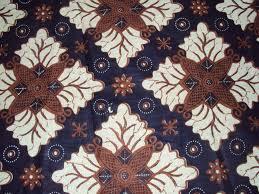 Corak Batik Yogyakarta