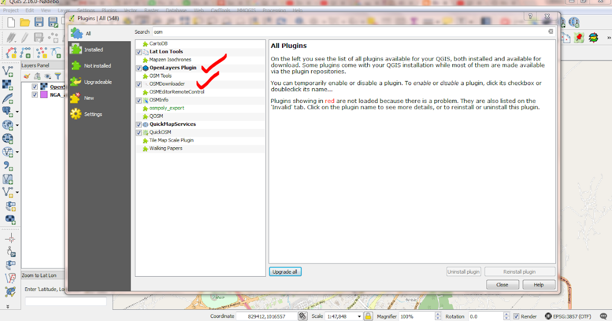 Geospatial Solutions Expert: Convert OpenStreetMap of Abuja