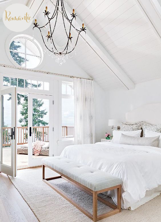 Coastal style dreamy hamptons bedrooms for Bedroom decor styles