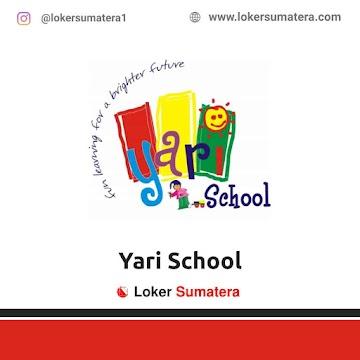 Lowongan Kerja Padang: Yari School Juni 2021