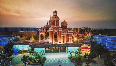 Harga Tiket Masuk Atlantis Land Surabaya