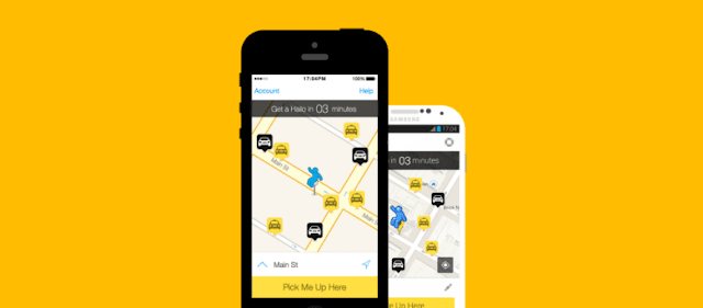 Know about the most convenient way to Book a Taxi Online through mobile app