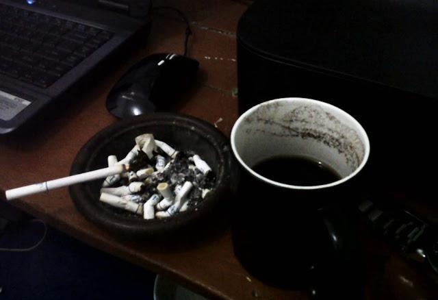 Fakta Rahasia Rokok dan Kopi, Duet Dasyat Menuju Liang Lahat