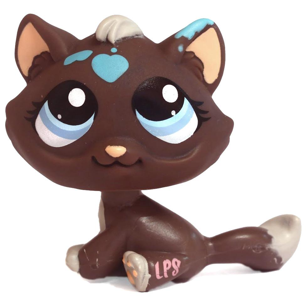 Littlest Pet Shop Special Kitten 815 Pet Lps Merch