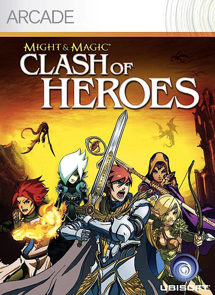Might Y Magic Clasg Of Heroes 2011 [PC Full] Español [DVD5] Descargar