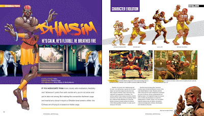 Dynamite Entertainment Undisputed Street Fighter Book: The Art and Innovation Behind the Game-Changing Series