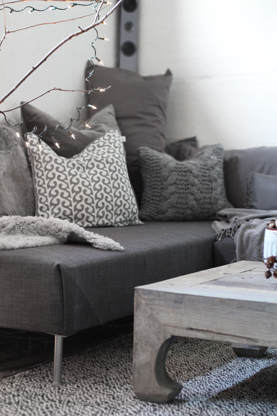DIY Sofa with chaise lounge