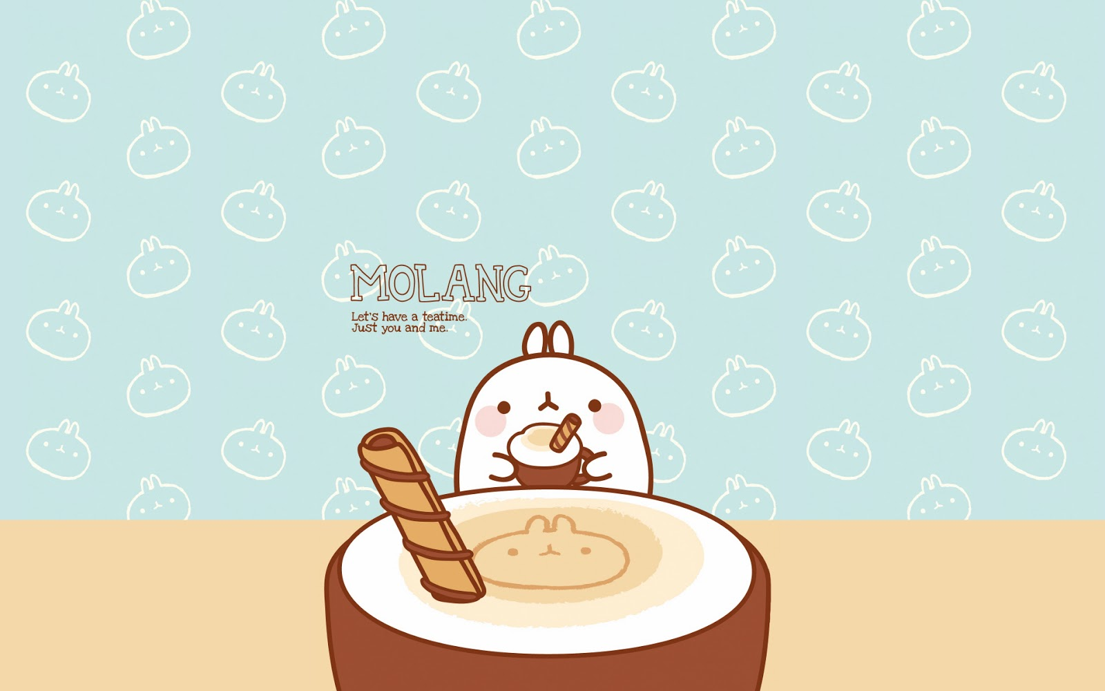 Pusheen Fall Wallpaper Cute Characters Molang
