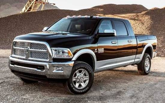 2017 Dodge RAM 2500 SLT Diesel Review