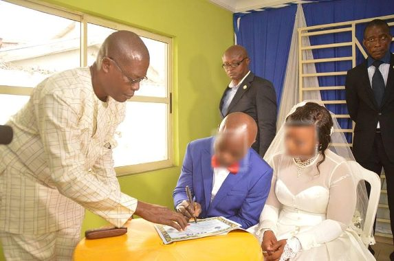 Converted commercial sex worker weds in Port Harcourt