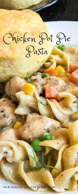 Chicken Pot PIe Pasta_menumusings.com