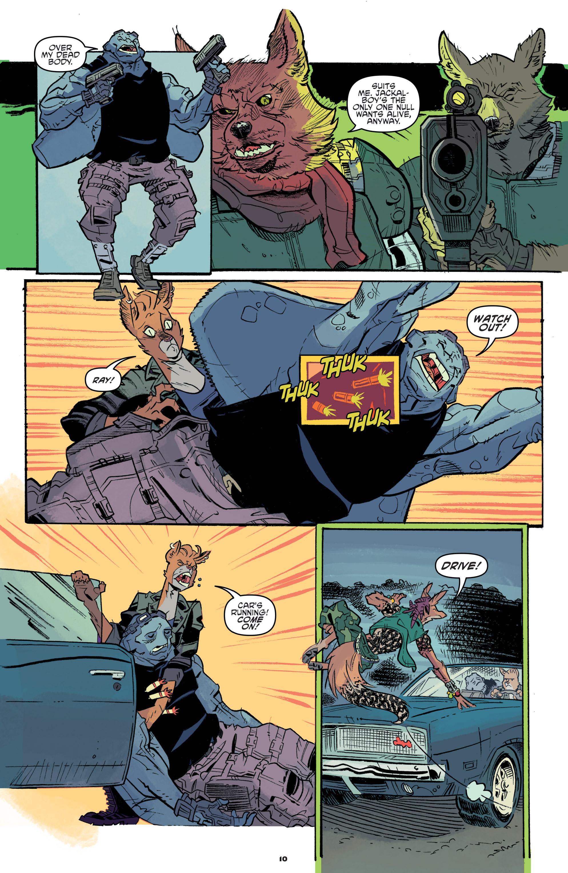 Read online Teenage Mutant Ninja Turtles Universe comic -  Issue #11 - 12
