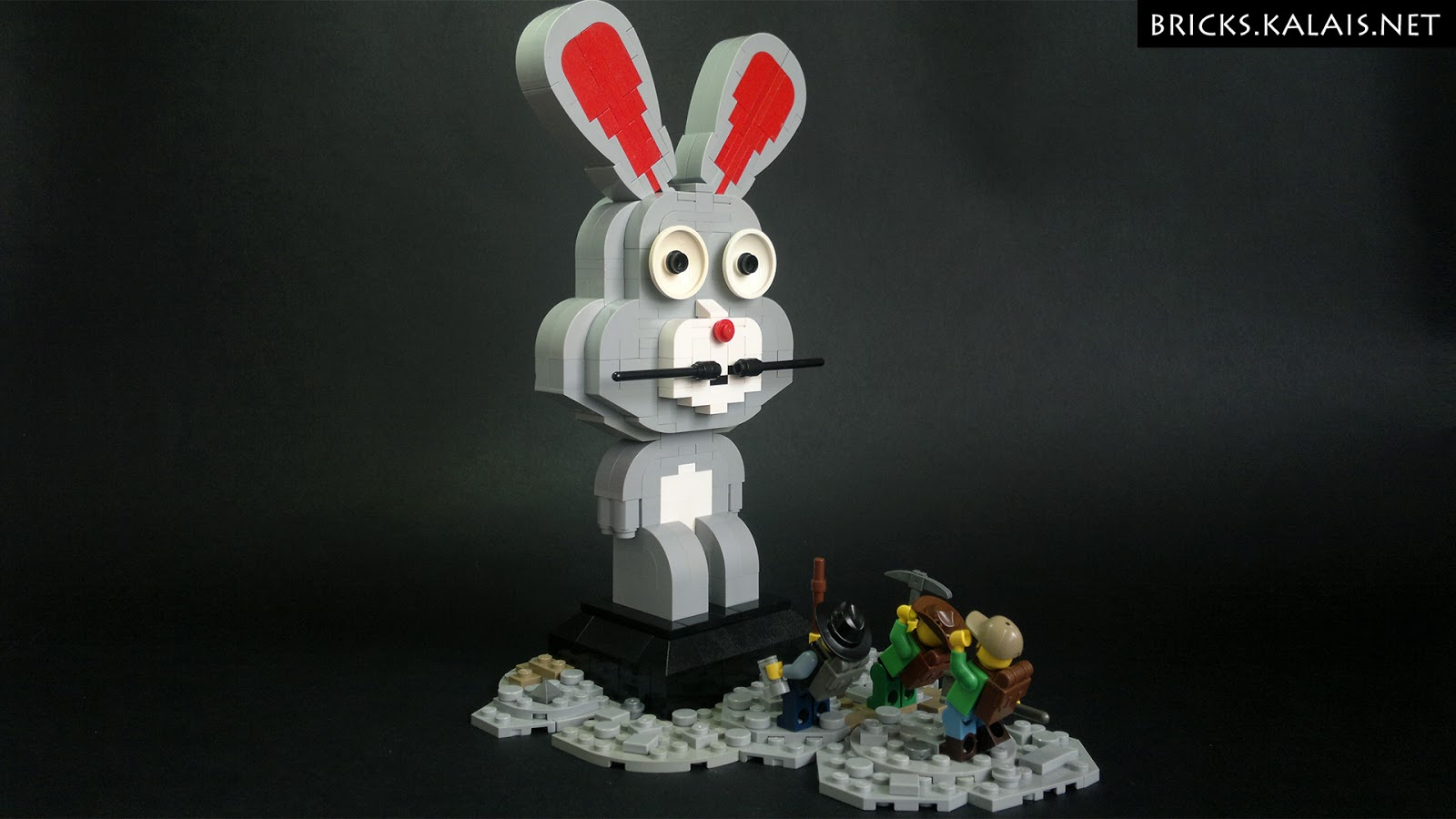 [MOC] Happy Easter! We've found the bunny!