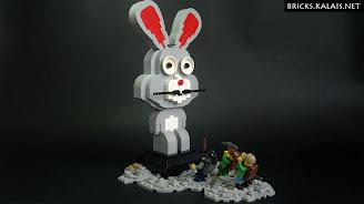 [MOC] Wesołych Świąt! Znaleźliśmy wielkanocnego królika!