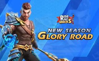 تحميل لعبة Ride Out Heroes مهكرة للاندرويد