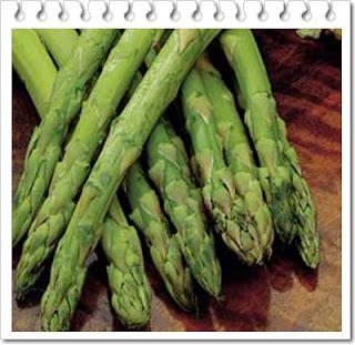 Manfaat asparagus untuk kesehatan