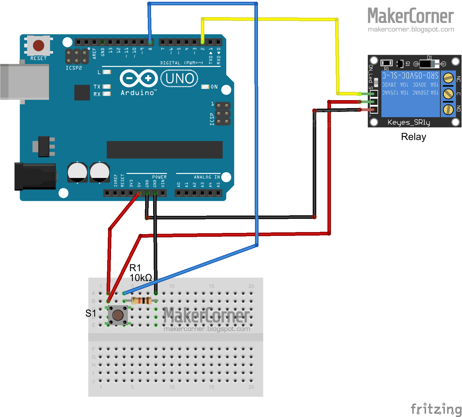 medium resolution of arduino relay control interconnects