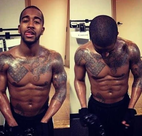 Pic of omarion nude — photo 11