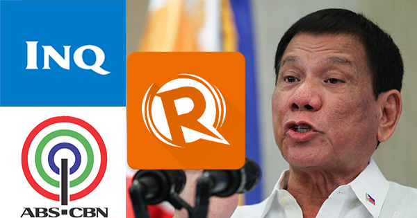 Pres. Duterte: 'No more media interviews until the end of my term'