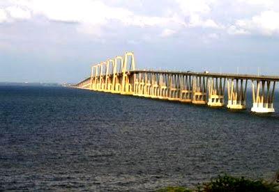 Foto del Lago Maracaibo