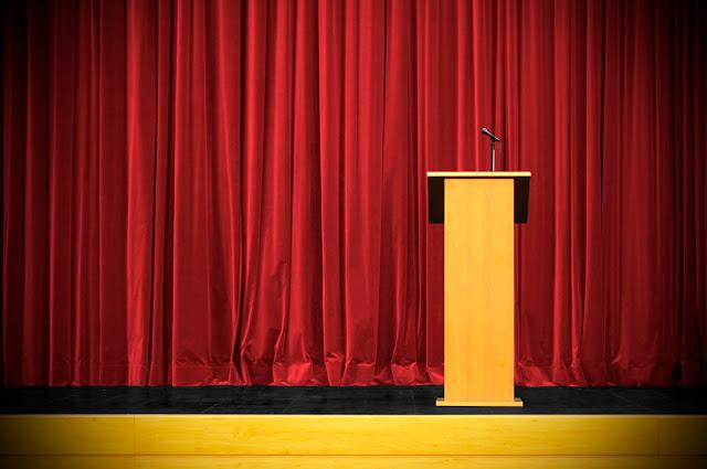 Empty Podium