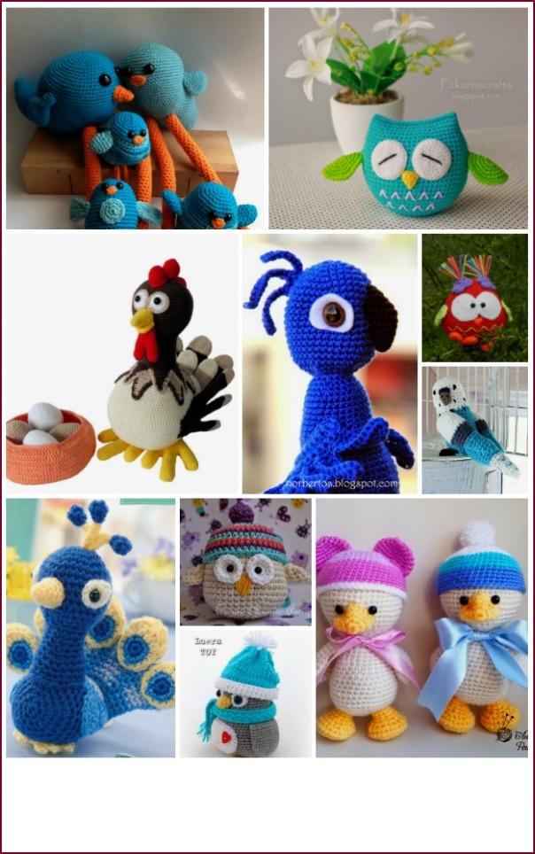GUIA PARA TEJER AMIGURUMIS GRATIS | Patrones crochet