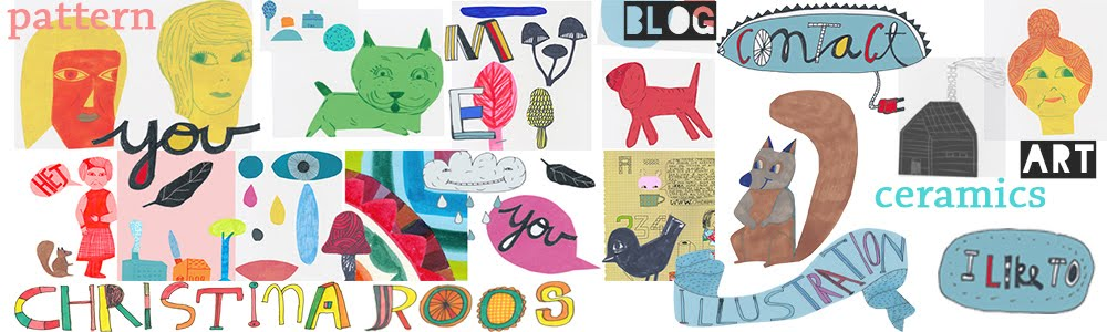 ROOS my ART blog