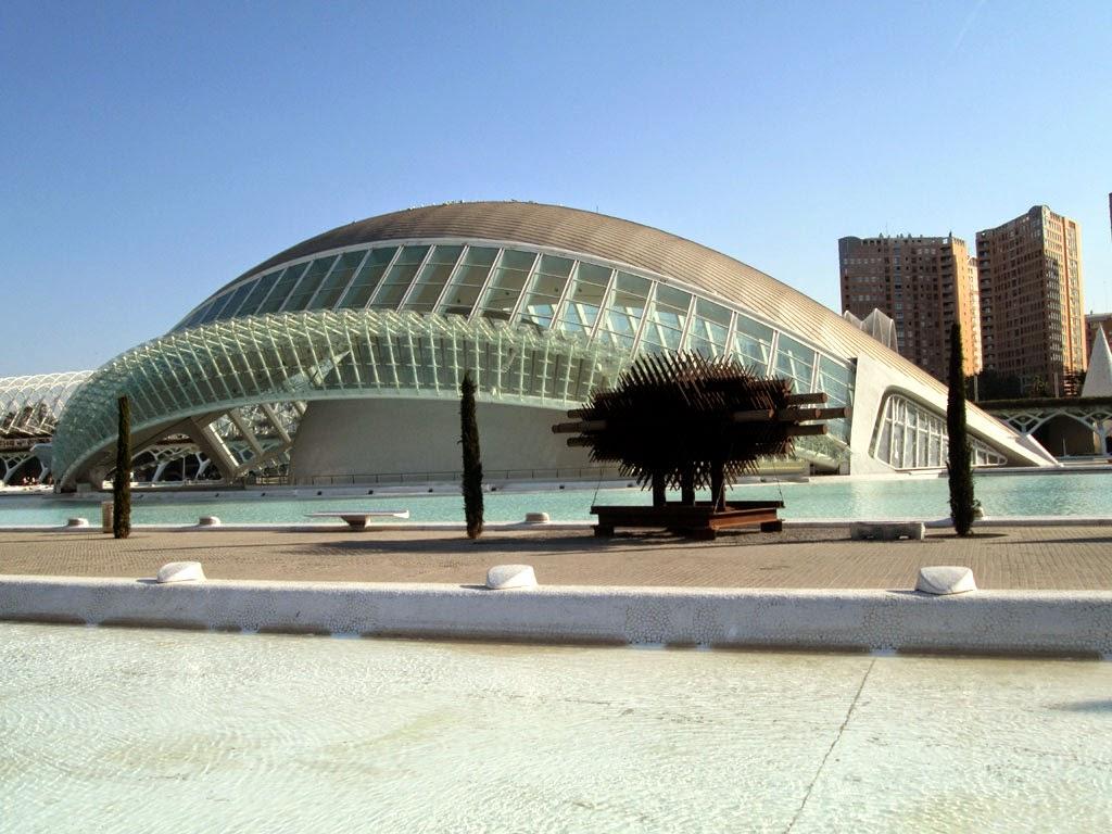Ciudad de las Artes y las Ciencias, junio 2014 - Paseos Fotográficos Valencia