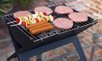 Awesome Tailgating Gadgets - Notebook Charcoal Grill