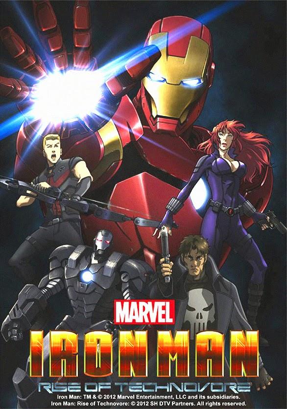 Iron Man Rise Of Technovore Stream