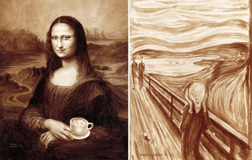 00-Karen-Eland-Coffee-and-Water-Recreate-Famous-Paintings-with-a-Difference-www-designstack-co