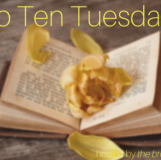 "Top Ten Tuesday #1: ""Ten Books I Wouldn't Mind Santa Leaving Under My Tree"""