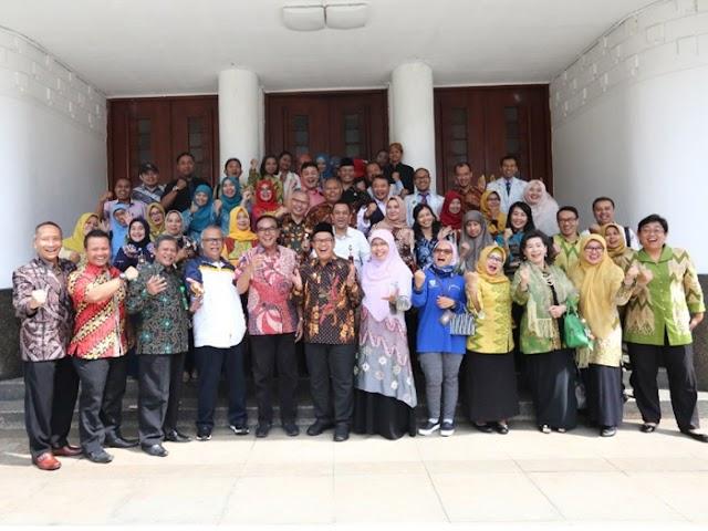 Tiga Sekolah Kota Bandung Ikuti Lomba Sekolah Sehat 2018 Tingkat Jabar