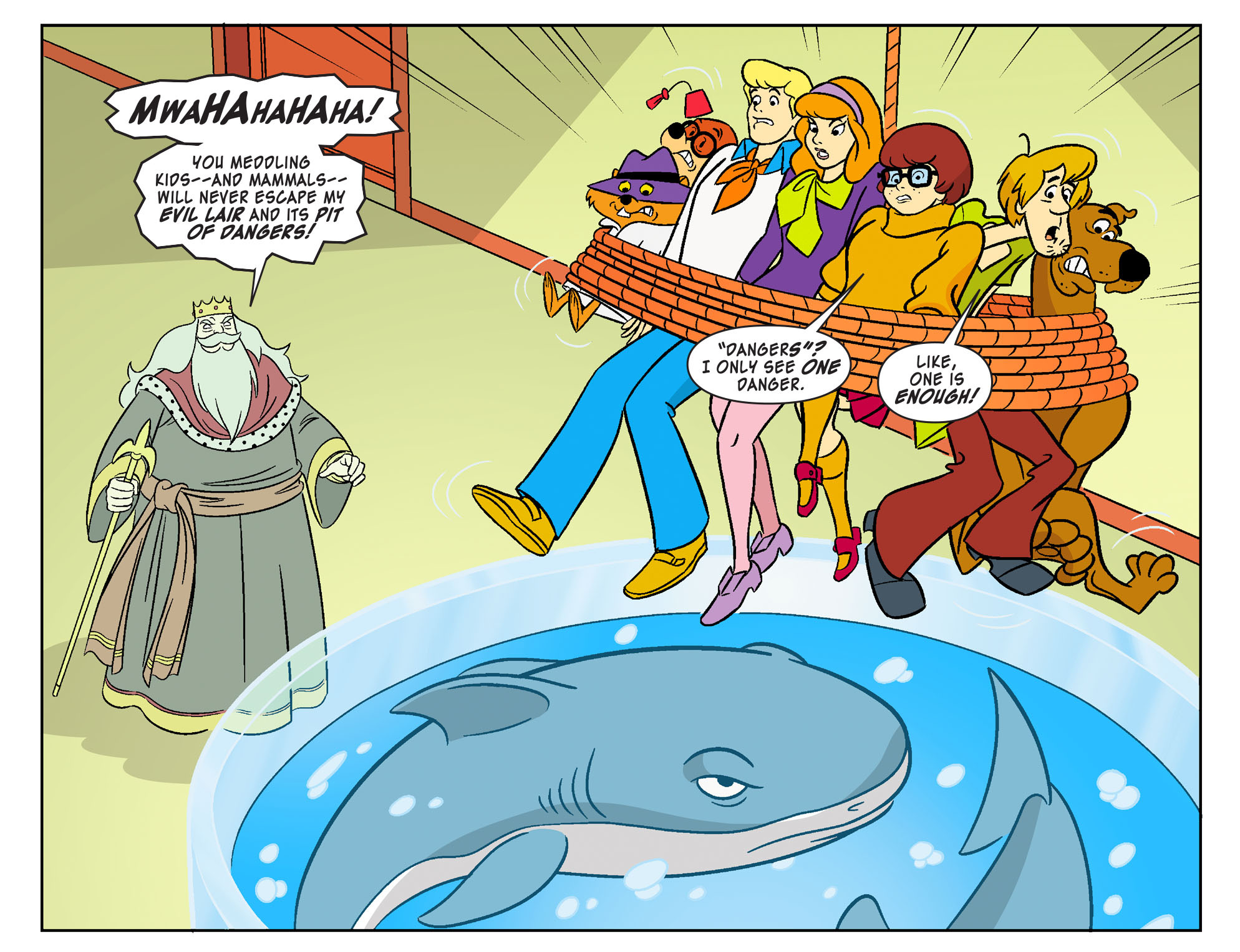 Read online Scooby-Doo! Team-Up comic -  Issue #22 - 3