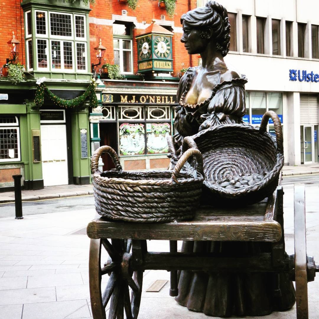 23 Ways to do One Day in Dublin City | Sidewalk Safari | Part-time Travel Blog