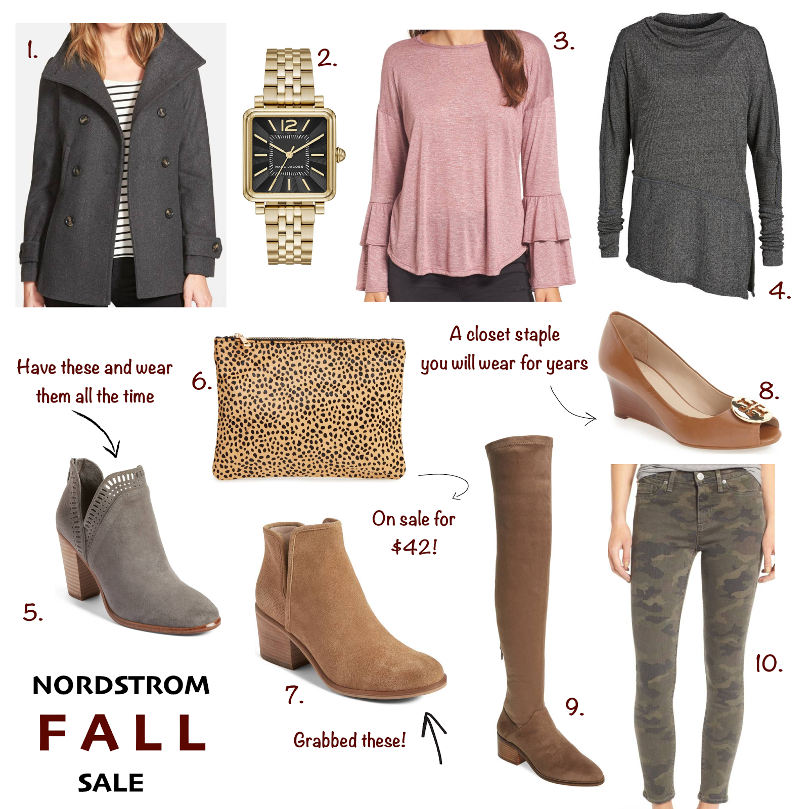1c8d2e495c4 My Picks From The Nordstrom Fall Sale - Ashley Donielle