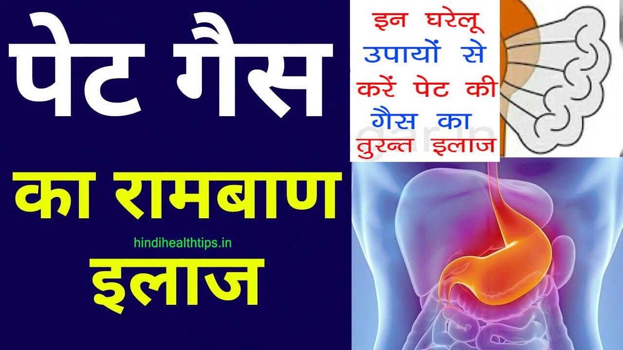 Stomach Gas Problem