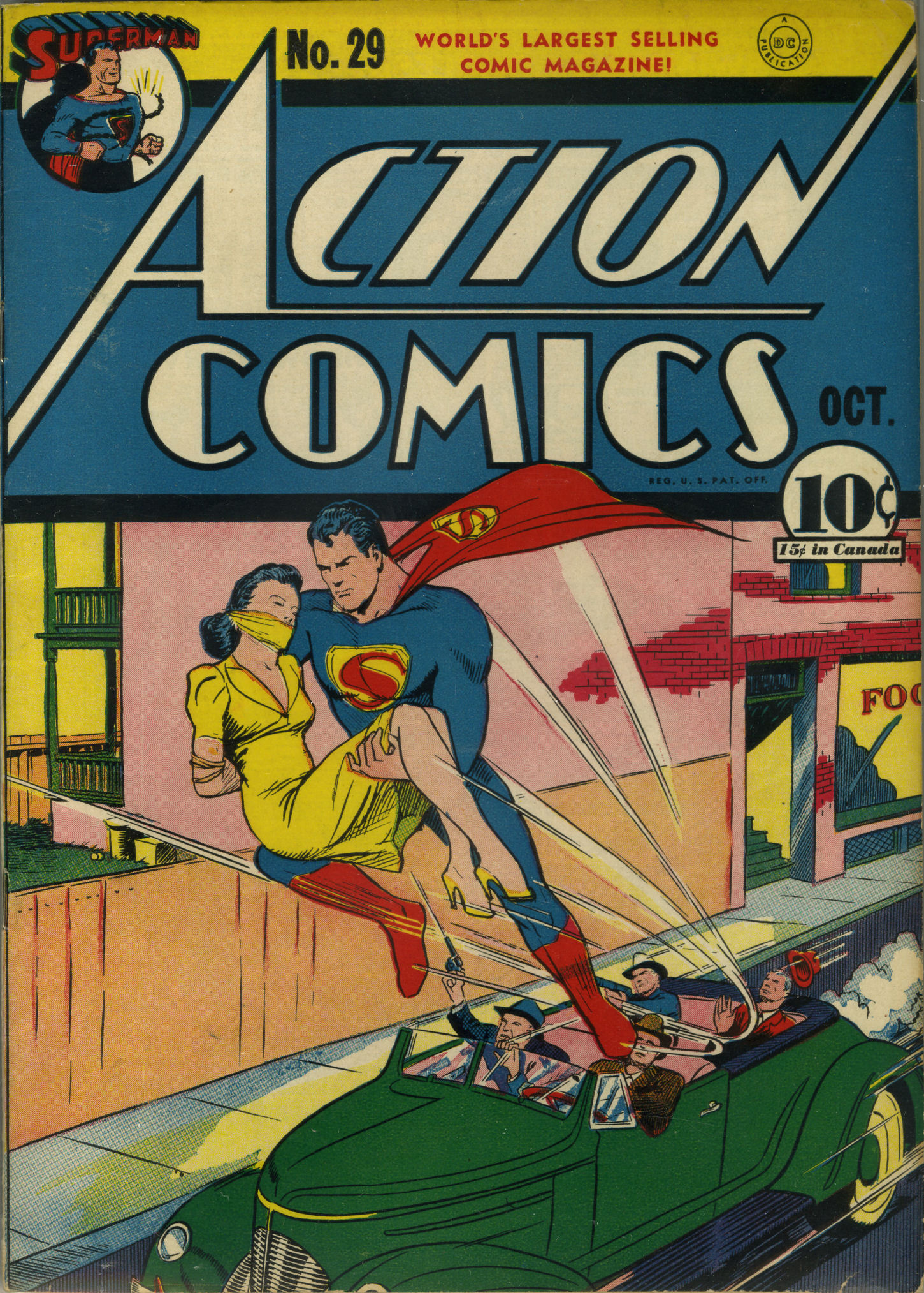 Action Comics (1938) 29 Page 2