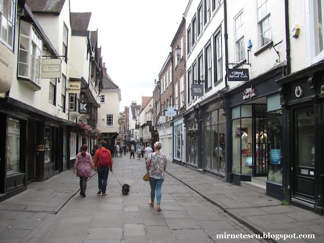 Старый центр Йорка