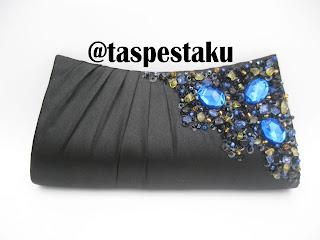 Handmade Tas Pesta Dompet Clutch Bag Cantik Buat Seserahan Resepsi Wisuda