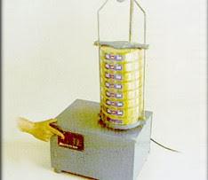 jual sieve shaker elektrik / manual