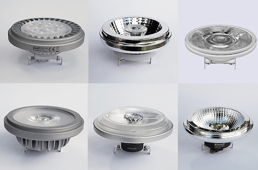 Lux Recommends: LED AR111 lamps