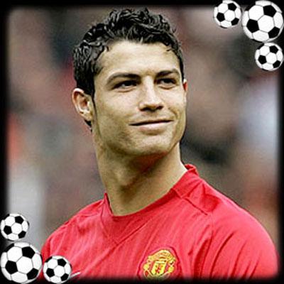 Soccer Stars Pics: Cristiano Ronaldo Expressions