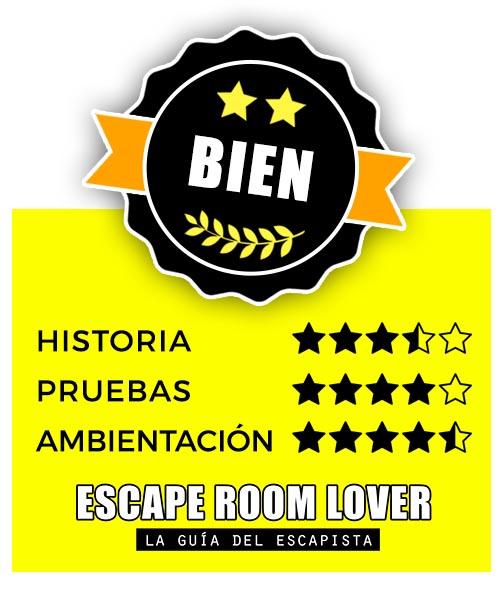 Lock-Clock - Mision Gaudi - Escape Room - Opiniones