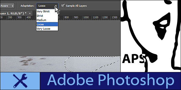 Patch Tool Have Non-destructive Option in Photoshop CS6