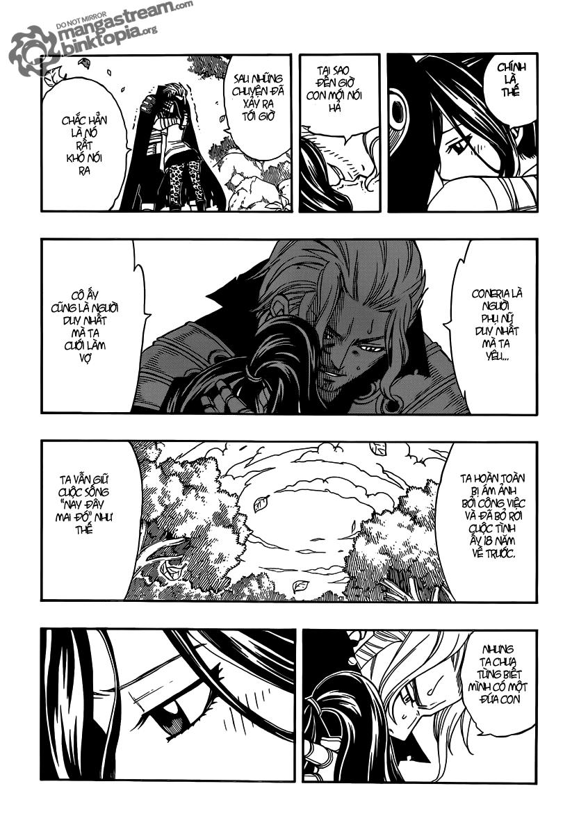 Fairy Tail chap 251 trang 11