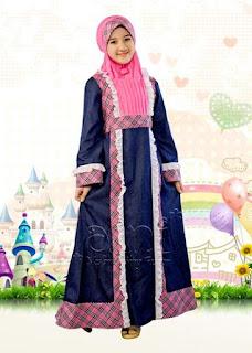 Baju Muslim Anak Perempuan Umur 13 Tahun