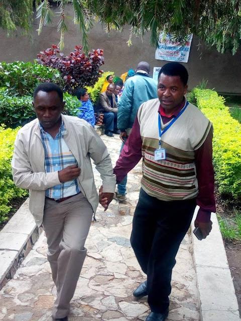 Image result for Mchungaji msigwa na mstahiki meya