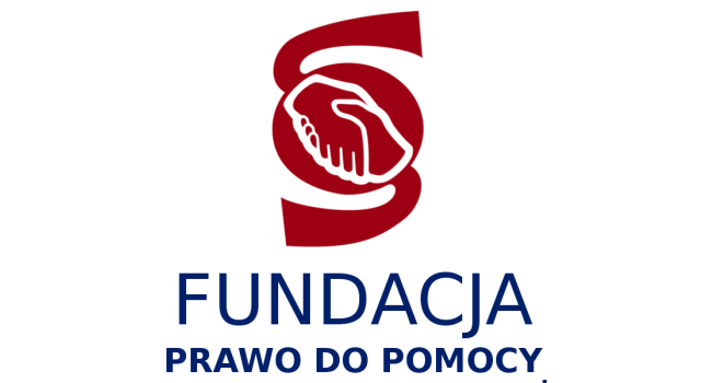 Fundacja Prawo do Pomocy - logo